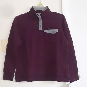 SPYDER women's cotton sweater
